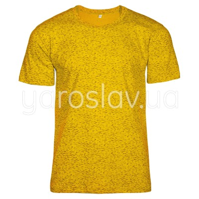 "Футболка ТМ ""Ярослав"" м.45 жёлтая (берёзка)"