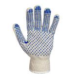 Перчатки трикотажные с ПВХ покрытием (10 пар)