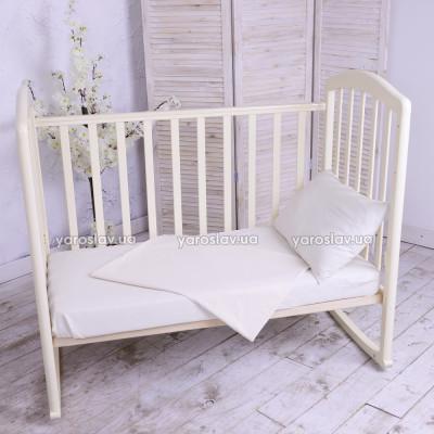 Комплект постельного белья детский, Бязь отбеленная ТМ ''Ярослав''