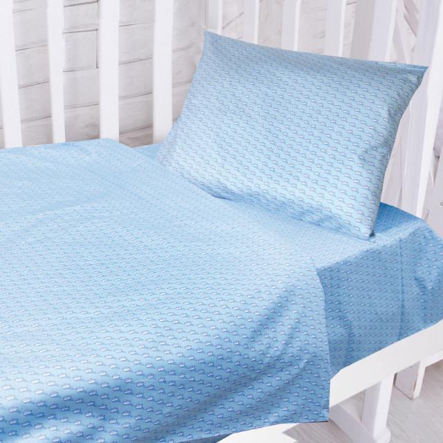 Комплект постельного белья детский Ярослав pak1300 Бязь