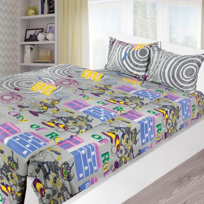 Комплект постельного белья детский Ярослав s976 Сатин