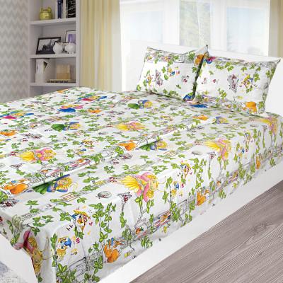 Комплект постельного белья детский Ярослав s981 Сатин
