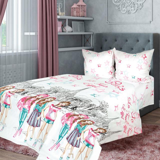 Комплект постельного белья детский Ярослав A12 Бязь