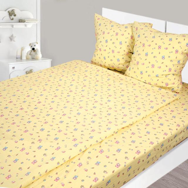 Комплект постельного белья детский Ярослав pak1295 Бязь