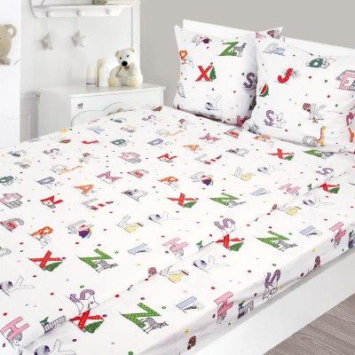 Комплект постельного белья детский Ярослав pak1293 Бязь