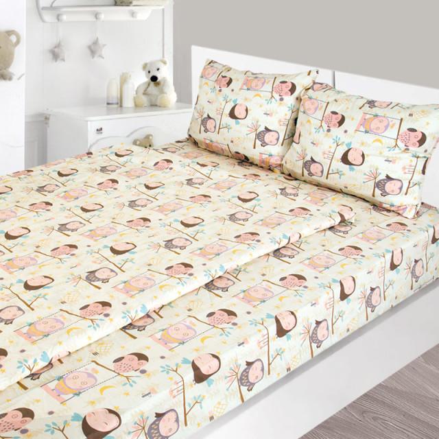 Комплект постельного белья детский Ярослав s963 Сатин