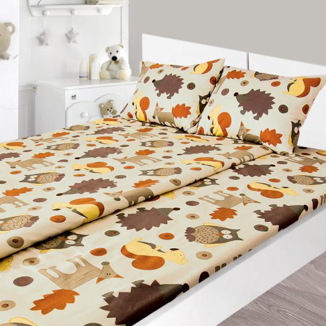 Комплект постельного белья детский Ярослав s972 Сатин