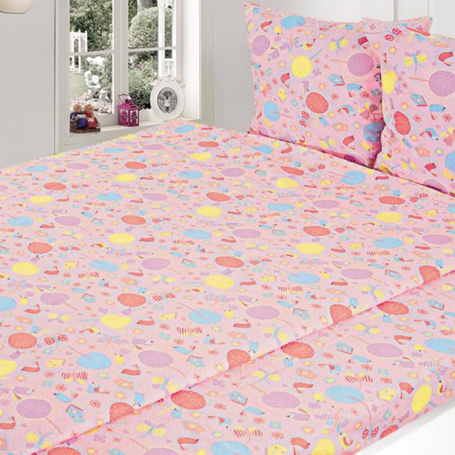 Комплект постельного белья, детский, Бязь t233