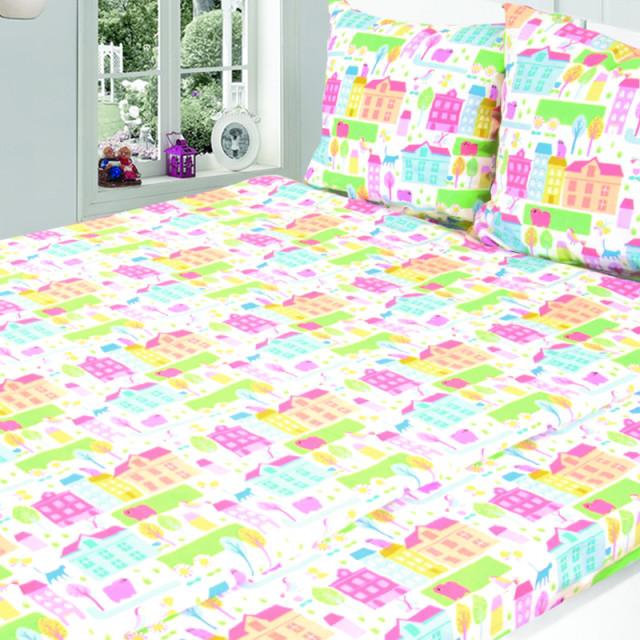 Комплект постельного белья, детский, Бязь t234
