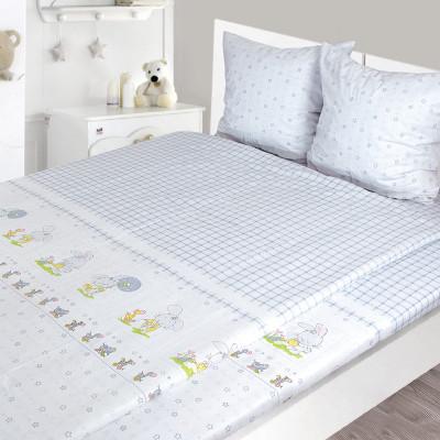 Комплект постельного белья детский Ярослав tur173 Бязь