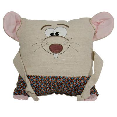 Подушка декоративная Крыса м.і-182