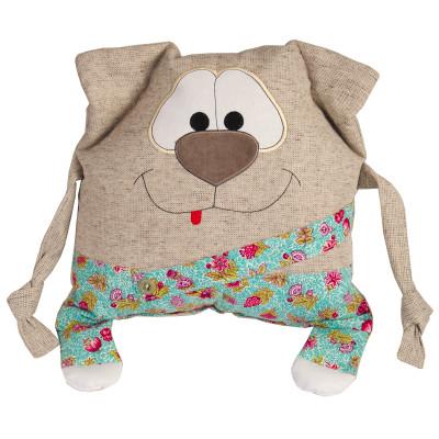 Подушка декоративная Пес м.924