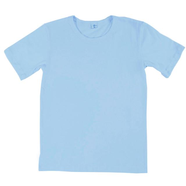 Футболка детская ТМ «Ярослав» м.176 голубая