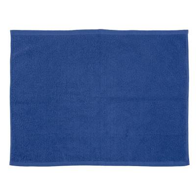 Килимок махровий для ванни ТМ «Ярослав» синій