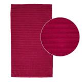 Полотенце махровое ''Ribs'' бордо