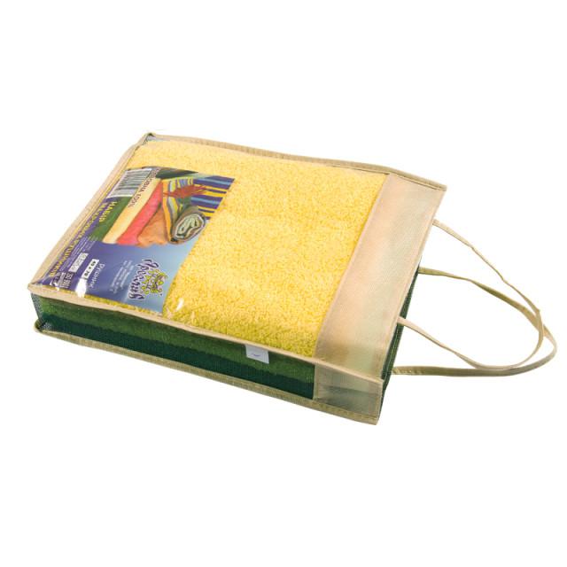 Набор полотенец без бордюра (40x70/3 шт)