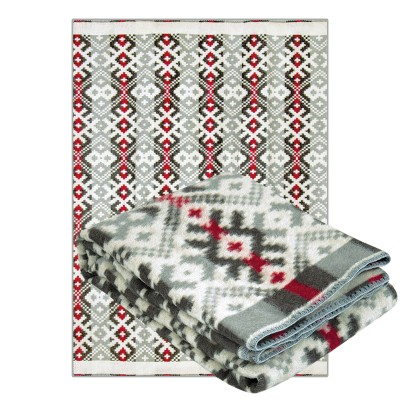Одеяло Ярослав 2.3 полушерстяное