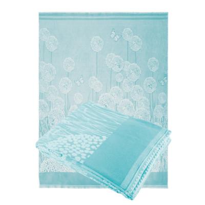 Одеяло из Хлопка Ярослав 5 одуванчики ментоловые