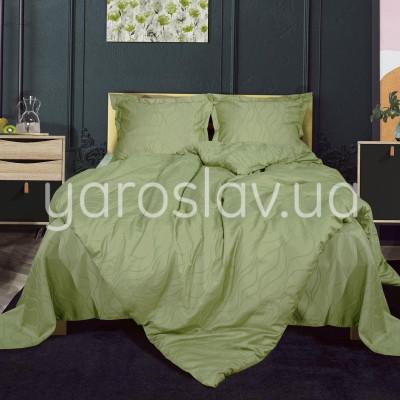 Комплект постельного белья Сатин Жаккард Sj 14