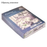 Комплект постельного белья Ярослав se124 Сатин Элегант