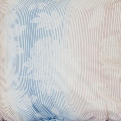 Ткань бязь набивная br103 полосы/цветы