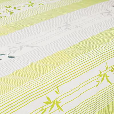 Ткань бязь набивная t260 бамбук полосы