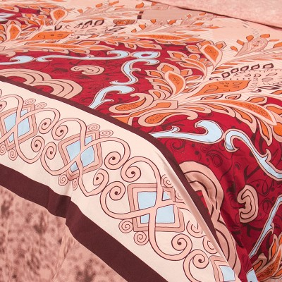 Ткань бязь набивная t241 узор