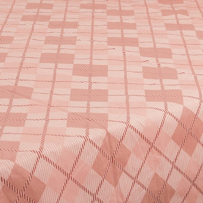 Ткань бязь набивная t241 ромбы