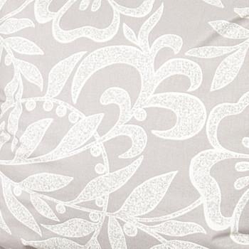 Ткань бязь набивная t273 муар цветы