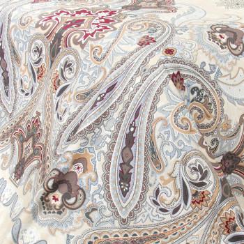 Ткань бязь набивная tur201