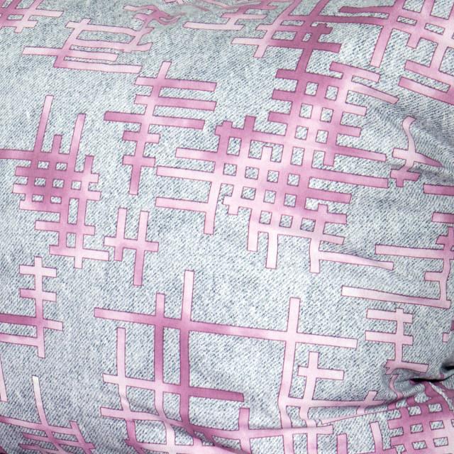 Ткань бязь набивная t278