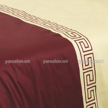 Ткань сатин s941a Marianna red