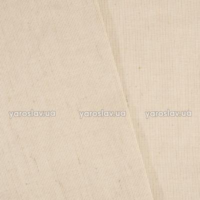 Тканина брезент декоративний джут-бавовна