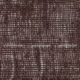 Ткань мешковина декоративная_коричневая